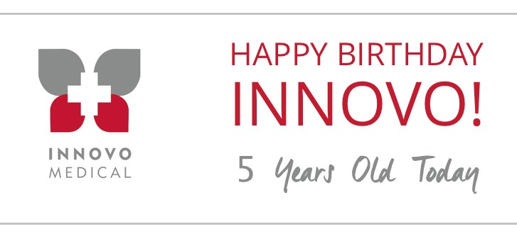 happy birthday innovo medical